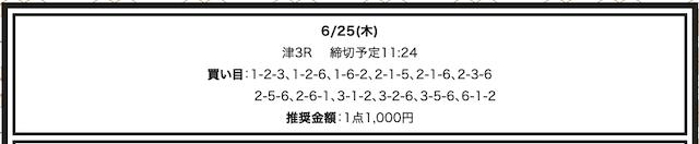 競艇部屋の無料予想20/06/25