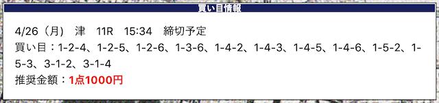 競艇トップの無料予想21/04/26